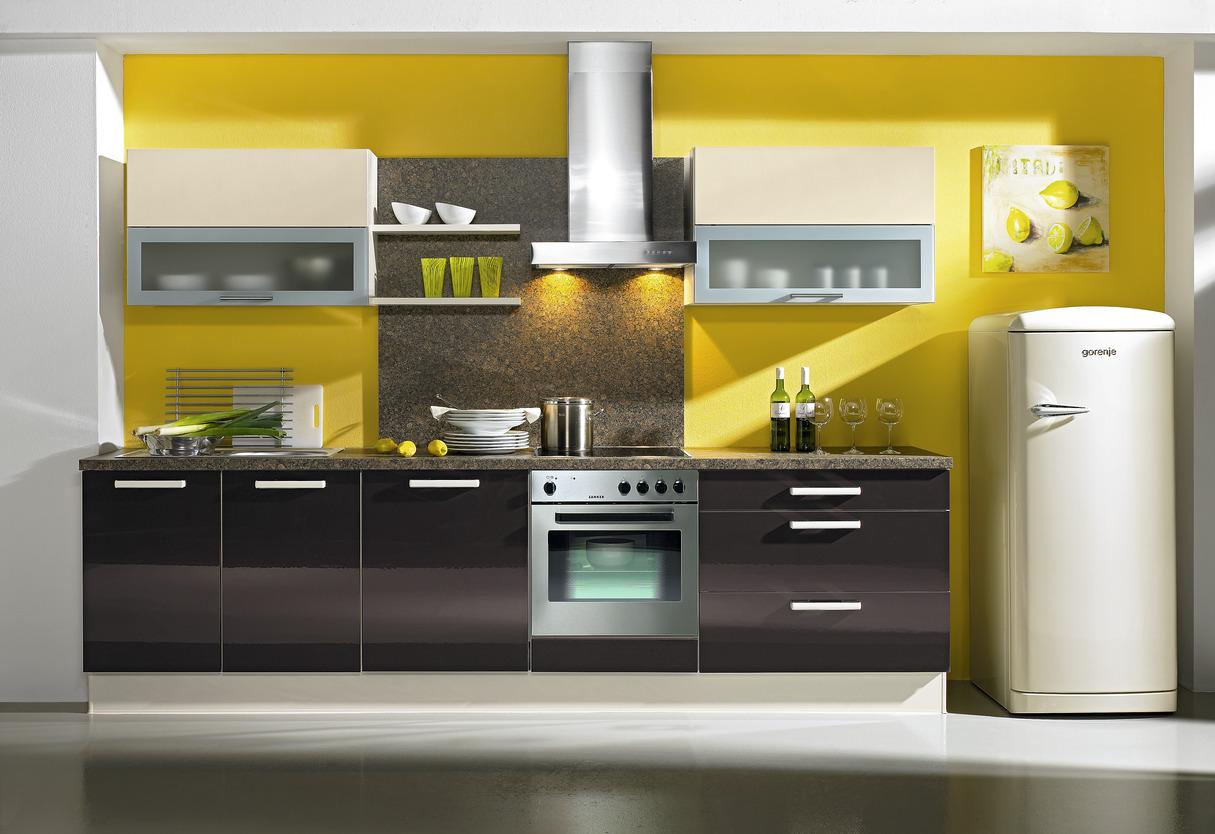 Günstiger Küchenblock