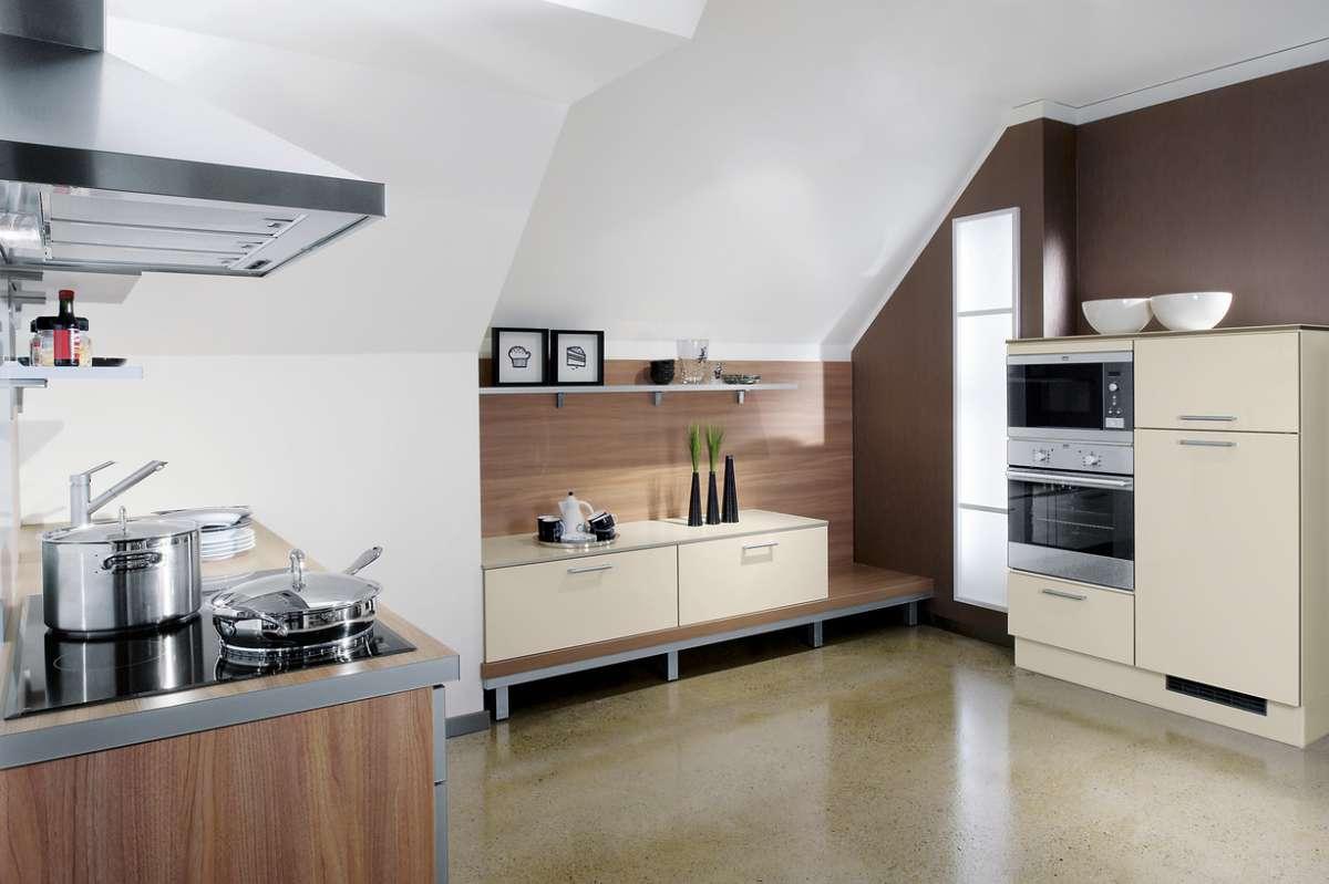 Dachgeschoss Küchen Bilder | Haus Design Ideen