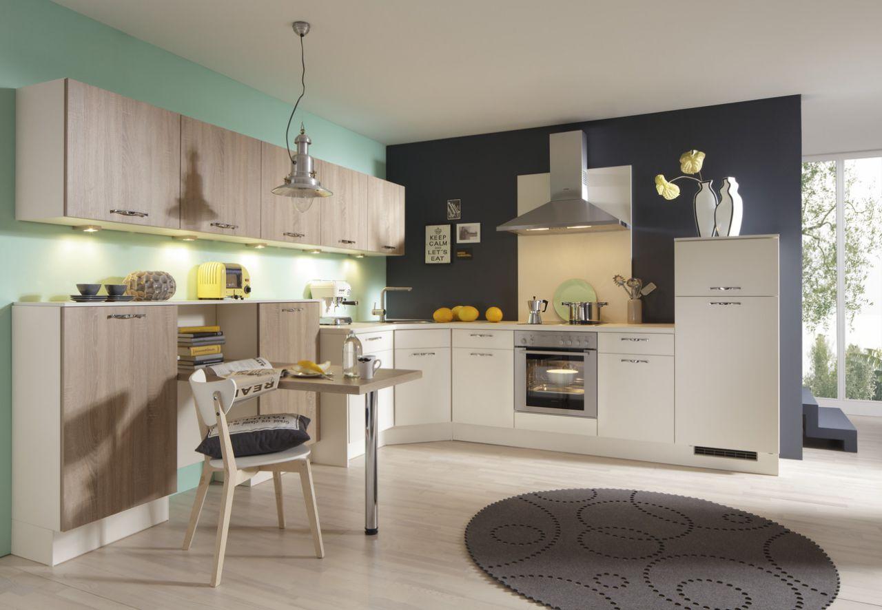 küche mit sitzgelegenheit | wand streichen mit besen, k 252 ...